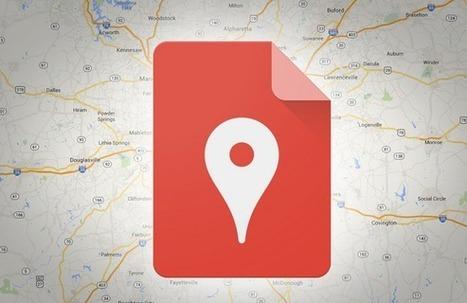 Google My Maps Pro est désormais gratuit ! - #Arobasenet | SPIP - cms, javascripts et copyleft | Scoop.it