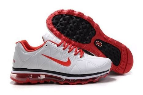 Chaussures Nike Air Max 2011 Femmes Rouge Blanc Cher | fashion outlet | Scoop.it