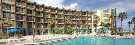 Hotel & Exterior Lobby Photos | Hawaiian Inn Beach Resort | Oh The Places You'll Go | Scoop.it
