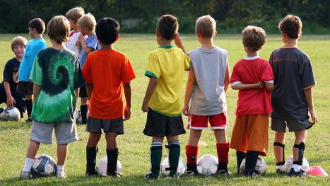 La prevención de lesiones deportivas en niños también importa | Clínica CEMTRO | Scoop.it