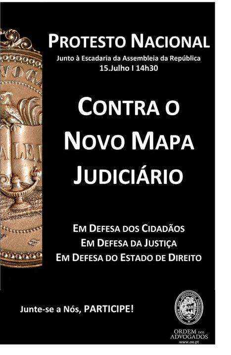 Protesto Nacional Contra o Novo Mapa Judiciário   Direito Português   Scoop.it