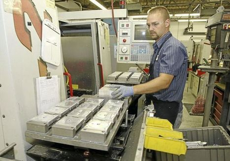 APSCO CEO: Manufacturing on rise, with education playing key role - Tulsa World | Manufacturing | Scoop.it