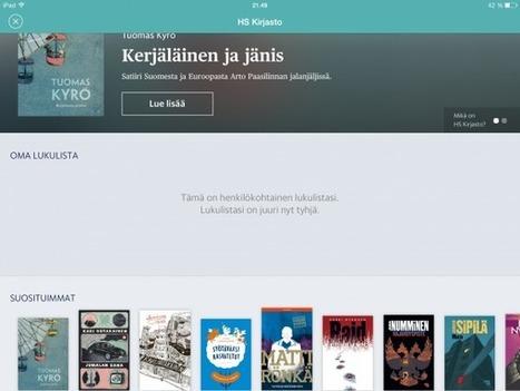 E-kirjat kalliita? Helsingin Sanomat korjaa asiaa | E-kirjat | Scoop.it