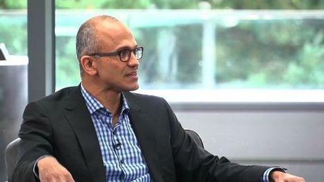 """Microsoft needs to look back on its basics,"" says Microsoft's CEO Satya Nadella | Future of Cloud Computing and IoT | Scoop.it"