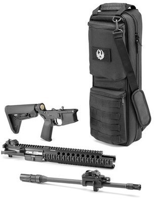 Ruger Introduces SR-556 Takedown - American Rifleman (press release) (blog)   Firearms   Scoop.it