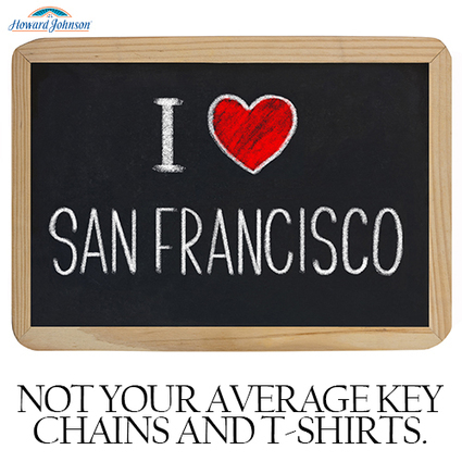 5 San Francisco Shops for One-of-a-Kind Souvenirs | Howard Johnson Inn | Scoop.it