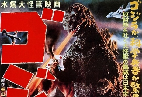 """The Startling Darkness of the Original """"Godzilla"""" Movie   Historiography   Scoop.it"""