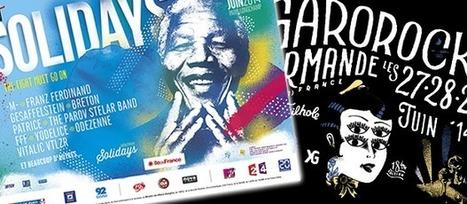 Comparatif Festivals Français 2014 | Solidays vs. Garorock | WebZeen | Actualité de la musique sur le Web | WebZeen | Scoop.it
