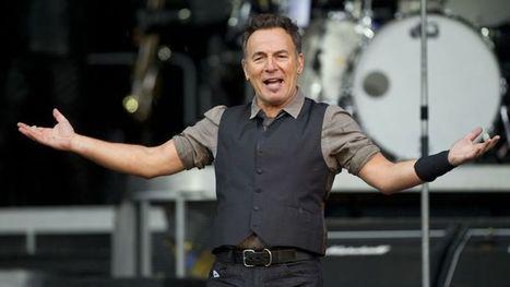 Bruce Springsteen ressort ses premiers albums remasterisés - Le Figaro | brucespringsteen | Scoop.it