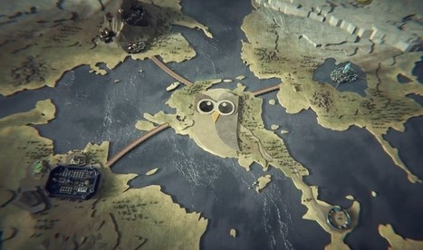 Quand Hootsuite revisite le générique de Game Of Thrones façon ... - Geeks and Com' | info pub | Scoop.it