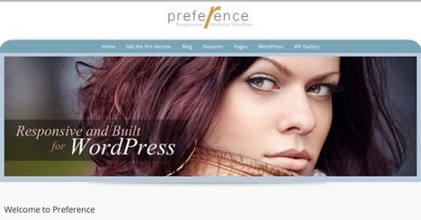 Free WordPress Themes Fresh From January and February 2013 | El Mundo del Diseño Gráfico | Scoop.it