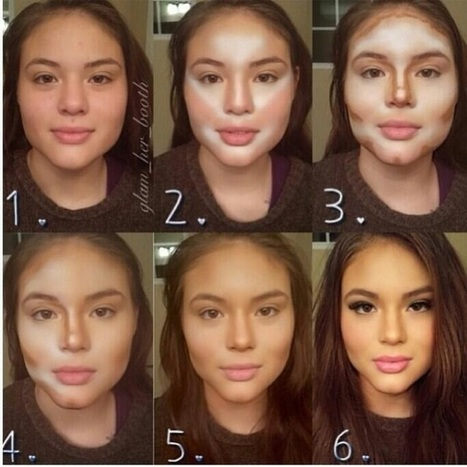How Women Transform With Makeup | Skin Care and Beauty | Scoop.it