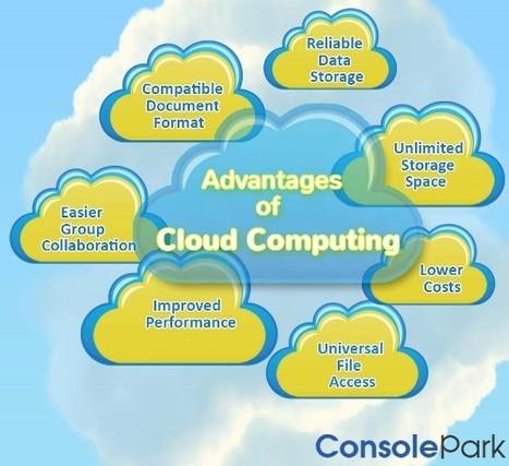 Analyzing The Mysterious Side Of Cloud Computing  • Mike Shermon | ConsolePark | Scoop.it