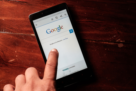 Google Mobile Search Overtakes Desktop Search In UK | Internet Search | Scoop.it
