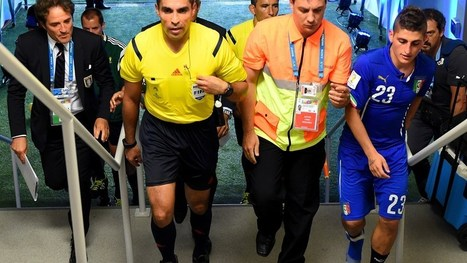 Referee designation for match 61 | FIFA World Cup Brazil 2014 | Scoop.it