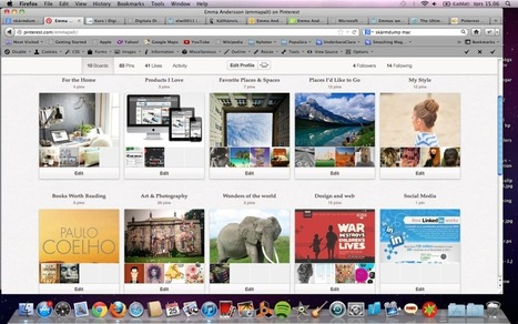 Pinterest - Hur gör man? | Digitala distributionsformer | Scoop.it