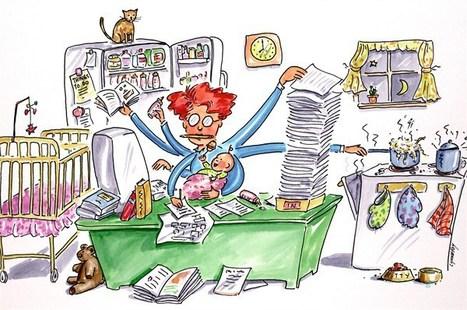 La scienza spiega il cervello delle donne: ecco perché Eva è empatica e «multitasking»   Co-creation in health   Scoop.it