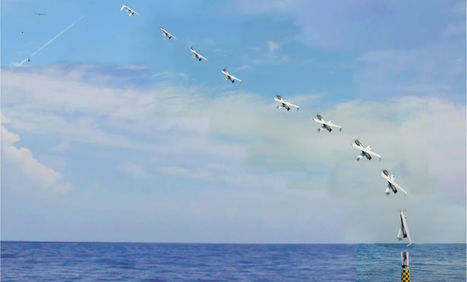Drones que emergen del agua desde un submarino | I didn't know it was impossible,,, and I did :-) - No sabia que era imposible,,, y lo hice :-) | Scoop.it