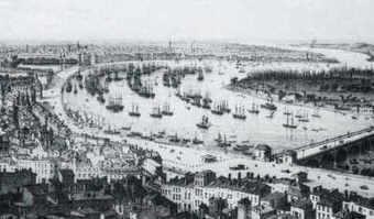 L'émigration au départ de Bordeaux au 19e siècle : les visas, les passagers, les navires. | HG Sempai | Scoop.it