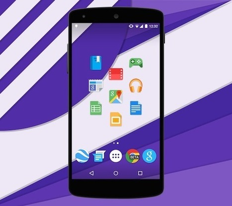Top 5 Free Icon Packs for Your Android Phone   Freewares   Scoop.it