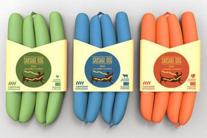 Actualité / Un bout de saucisse et le chien s'emballe    / étapes: design & culture visuelle | Packaging d'ici et d'ailleurs | Scoop.it