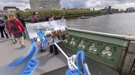 Facebook Reveals the Future of Social Virtual and Augmented Reality - SERIOUS WONDER | AR - QR | Scoop.it