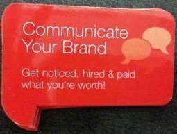How influential is your business card? | Efficacité professionnelle | Scoop.it