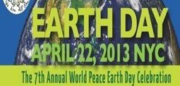 7th Annual World Peace Earth Day Celebration   Saint Luke's The House of Prayer, World News   Scoop.it
