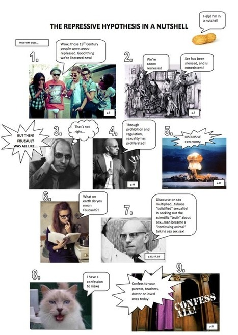 Foucault Explained with Hipsters | Archivance - Miscellanées | Scoop.it