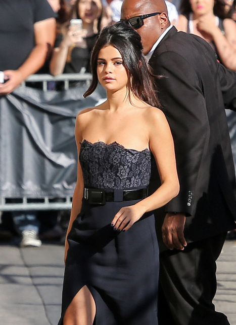 Will Selena Gomez Hire Kris Jenner As Her New Manager? | Roger Pollock | Scoop.it