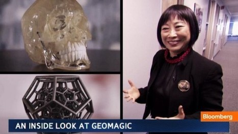 An Inside Look at Geomagic, Advances in 3D Printing: Video | Teaching in the XXI Century | Scoop.it