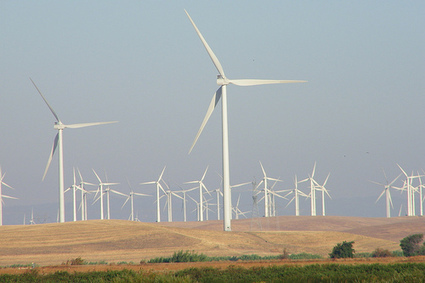 Eagle permit extensions could be a boon for the wind industry - High Country News (blog) | Wind Energy | Scoop.it