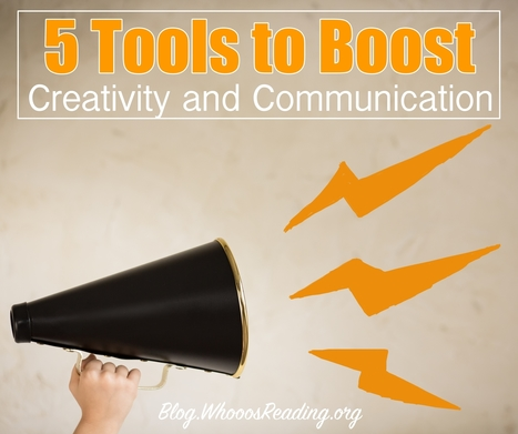 5 Free Tools to Boost Creativity and Communication | Serious Play | Scoop.it