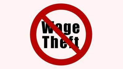 Know more about Wage Theft. | Wage Warriors | Scoop.it