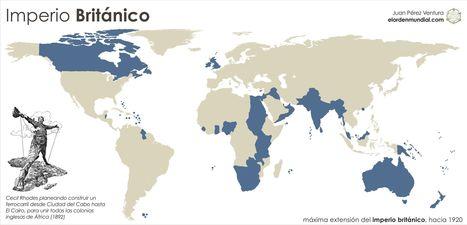 Grandes imperios de la Historia - El Orden Mundial en el S.XXI | Enseñar Geografía e Historia en Secundaria | Scoop.it