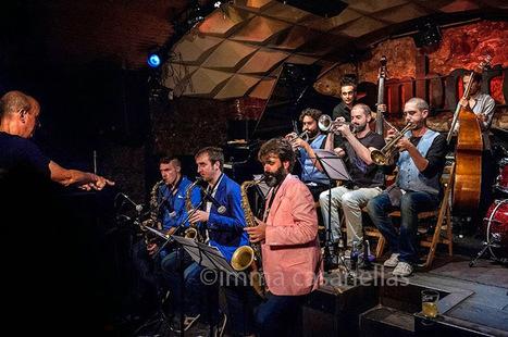 FREE ART ENSEMBLE & AGUSTÍ FERNÁNDEZ (Jamboree Jazz Club, Barcelona, 26-08-2014) | JAZZ I FOTOGRAFIA | Scoop.it