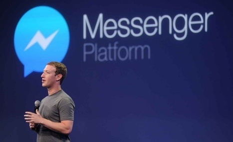 Les appels vidéo de Facebook Messenger sont maintenant ... - Presse-citron (Blog) | More Social Media | Scoop.it