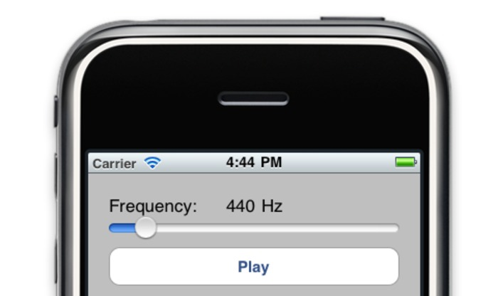 An iOS tone generator (an introduction to AudioUnits) | iPhone and iPad development | Scoop.it