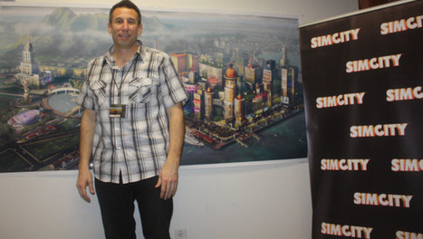Kip Katsarelis on designing the next SimCity (interview) | Social Simulation | Scoop.it