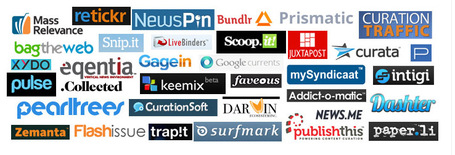 The Ultimate List of Content Curation Tools and Platforms | Thank You Economy Revolution | Scoop.it
