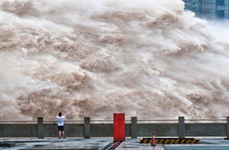 Three Gorges Dam Breaks Hydropower Record | Regional Geography | Scoop.it