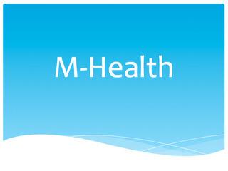 La santé mobile : tous les liens sur ce réel marché d'avenir ! | Marketings | Scoop.it