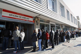 Slight decline in EU jobless comes with health warning | Deep Blue Group | Scoop.it