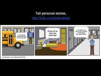 Telling Stories and Solving Problems With Storyboards | idevices for special needs | Scoop.it