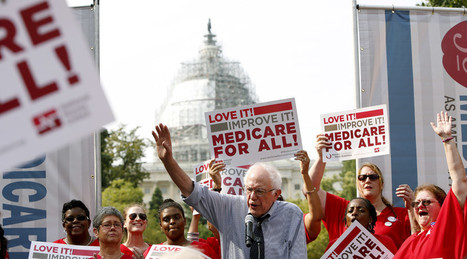 Medicare for all: Bernie Sanders calls for single-payer health system | Global politics | Scoop.it