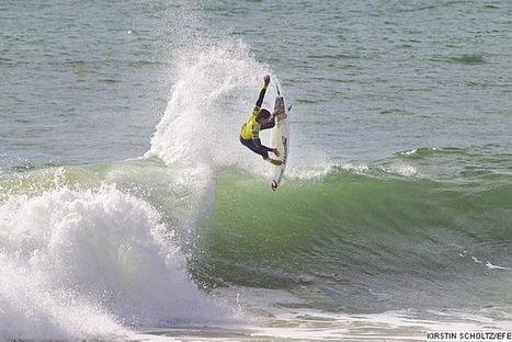 Em resultado polêmico, Gabriel Medina é vice em etapa portuguesa de surfe | esportes | Scoop.it