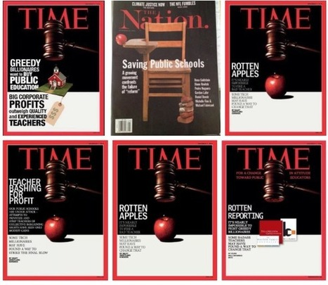 Teachers Matter: The Letter Defending Educators @Time Wouldn't Print #TIMEapologize #TIMEfail   Leadership, Innovation, and Creativity   Scoop.it