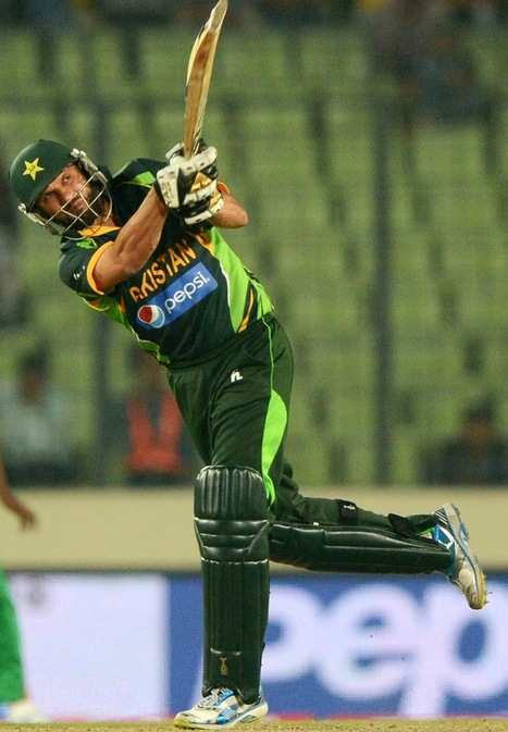 Watch Cricket News and Live Streaming: Shahid Afridi goes over the top, Bangladesh v Pakistan, Asia Cup 2014 | TV Serials | Scoop.it