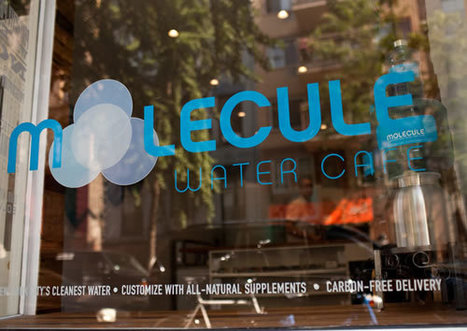 Water Cafe Sells New York City Tap Water | It's Show Prep for Radio | Scoop.it