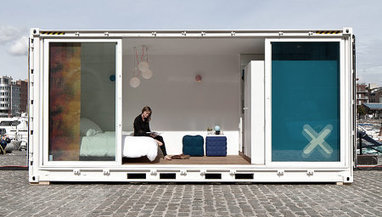 Sleeping Around: A New Pop-Up Hotel Built From Shipping Containers | Road Tripping | Scoop.it